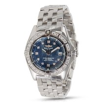 Breitling Callistino A72345 Ladies Watch in Stainless Steel