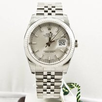 Rolex Datejust 36mm 116234  Silver Dial Box & Papers...
