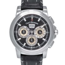 Carl F. Bucherer Carl F.  Patravi ChronoDate 44.6MM Men's...