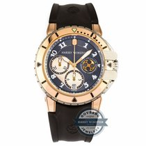 Harry Winston Project Z2 Ocean Diver Chronograph 410/MCA44RZC.A