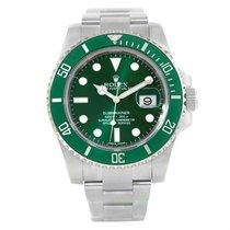 Rolex Submariner Hulk Green Dial Bezel Ceramic Bezel Watch...