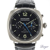 Πανερέ (Panerai) Radiomir Regatta 1/8th Second Titanium