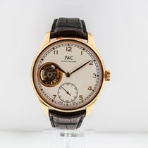 IWC Portuguese Tourbillon Rose Gold IW546302