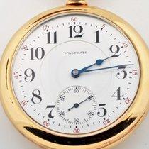 Waltham Vanguard Gold Filled 21 Jewels Railroad Grade Model...