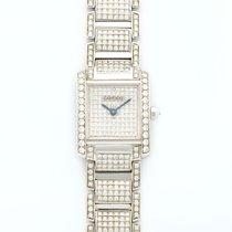 Cartier Tank Francaise 18K Solid White Gold Diamonds