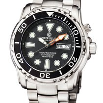 Deep Blue Sea Diver III Automatic
