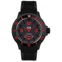 Ice Watch Reloj  Surf Hombre Negro Silicona