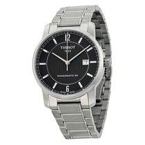 天梭 (Tissot) Men's T0874074405700 T-Classic Titanium...