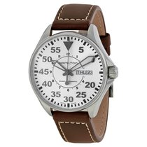 Hamilton Men's H64425555 Khaki King Pilot Watch