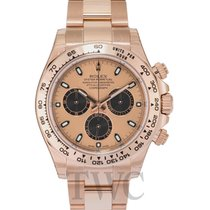 롤렉스 (Rolex) Daytona Champagne/18k rose gold Ø40mm - 116505