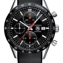 Ταγκ Χόιερ (TAG Heuer) Carrera Calibre 16 Automatic Chronograph