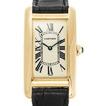 Cartier Watch Tank Americaine W2601456
