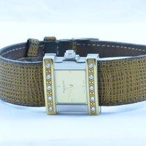Ep Pequignet Damen Uhr 28mm Stahl/gold Mit Brillianten