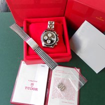 Tudor Prince Date Chronograph - Really Like New - Full Set