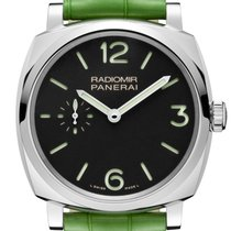 Panerai PAM574 PAM 574 - Radiomir 1940 3 Days in Steel - On...