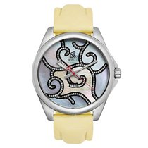 Jacob & Co. Men's One Time Zone Watch