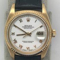 勞力士 (Rolex) Datejust 16018 with White Roman Dial