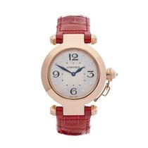 Cartier Pasha de Cartier 18k Rose Gold Ladies 2812 - W4127