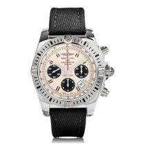 Breitling Chronomat 44 Airborne Automatic Mens Watch AB01154G/...
