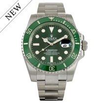 Rolex Submariner Date 116610LV NEW