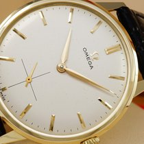Omega Gold Watch 14K subsecond cal.269