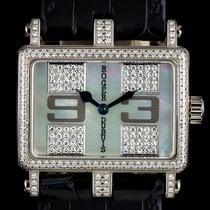 로저드뷔 (Roger Dubuis) 18k W/G MOP Diamond Set Too Much T22-86...