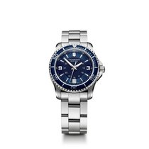 Victorinox Swiss Army Maverick Small, Lady, blue dial, steel...