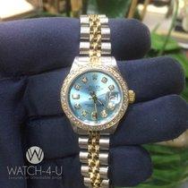 ロレックス (Rolex) Datejust Vintage Lady 6517 26mm 18k Diamond...