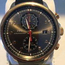IWC Portugieser YACHTCLUB chronograph
