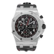 Audemars Piguet AP Royal Oak Offshore Chronograph Black Dial
