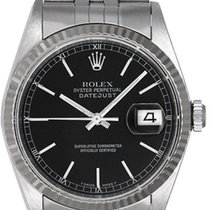 롤렉스 (Rolex) Datejust Men's Stainless Steel Watch Automatic...