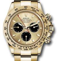 Rolex 116508 chbki Daytona Yellow Gold