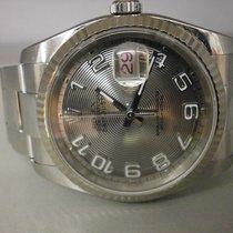 ロレックス (Rolex) Datejust 116234 18k/ss 36mm Bracelet Watch....