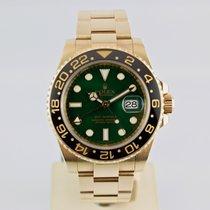 """롤렉스 (Rolex) GMT-Master II - 116718 """"Green Dial"""""""