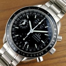 Omega Triple Calendar Speedmaster Automatic Chronograph...