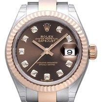 Rolex Lady-Datejust 28 279171 Choco Diamant