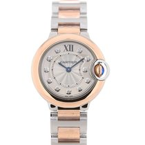 Cartier Ballon Bleu 28 Quartz Gemstone