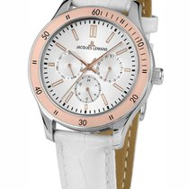 Jacques Lemans 1-1587ZD Rome Multifunktion Damen 37mm 10ATM