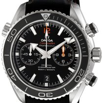 Omega 232.32.46.51.01.005 Planet Ocean 600M Men Chrono...