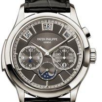 Patek Philippe 5208P-001 5208 Triple Complication in Platinum...