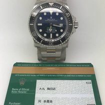 劳力士  (Rolex) 116660 2016 DeepSea Sea Dweller D-Blue With...