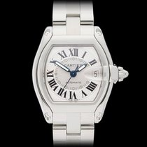 Cartier Roadster Stainless Steel Gents 2510 or W62025V3 - W4153