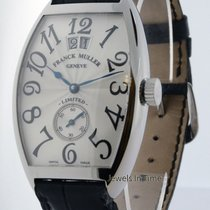 Franck Muller Big Date Limited Edition Stainless Steel Mens...
