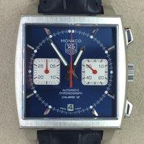 豪雅 (TAG Heuer) Monaco Automatik Chronograph Ref. CAW2111.FC6183