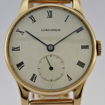 Longines VINTAGE 18K YELLOW GOLD