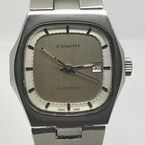 Zenith LADY AUTOMATIC SILVER DIAL NEW OLD STOCK
