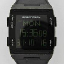 Momo Design GMT Digital MD178 Quartz Titanium