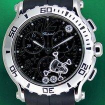 Σοπάρ (Chopard) Happy Sport 42mm Chronograph Skeleton Diamonds...