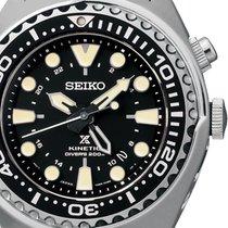 Seiko SUN019P1 Prospex Kinetic Diver GMT 200M 48mm