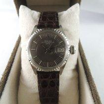 Rolex OYSTER PERPETUAL DATE 6517 - women's wrist watch - 1967s